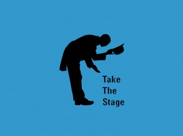 Take the Stage blog