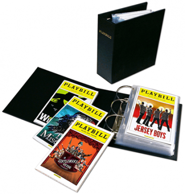 the-ultimate-playbill-binder-archival-quality-storage-for-contemporary-sized-playbills