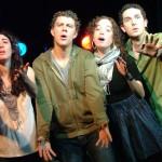Edges (2008): Sara Farb, Jordan Bell, Gabi Epstein, Eric Craig