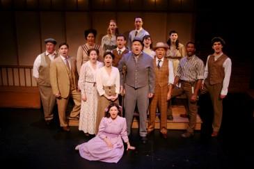 The Ensemble of Parade (2011)