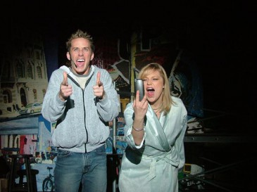 tick, tick…BOOM! (2005): Dean Armstrong and Daphne Moens