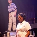 Caroline, or Change (2012): Michael Levinson, Arlene Duncan (Photographer: Joanna Akyol)