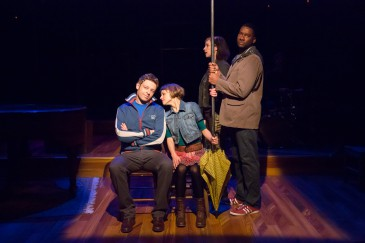 Dmitry Chepovetsky, Bree Greig, Selina Martin and Daren A. Herbert in Do You Want What I Have Got? A Craigslist Cantata (2013)