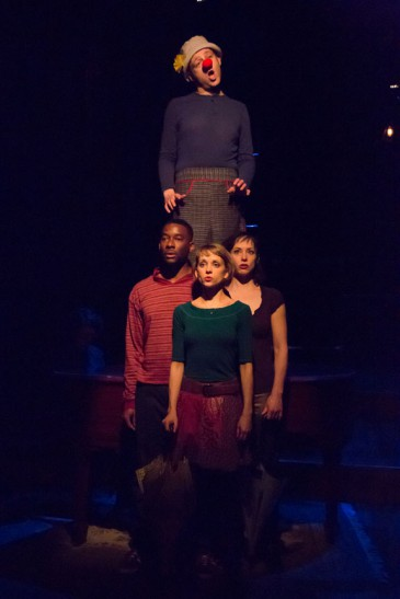 Daren A. Herbert, Dmitry Chepovetksy, Bree Greig and Selina Martin in Do You Want What I Have Got? A Craigslist Cantata (2013)