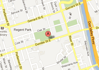 Regent Park Arts & Cutural Centre