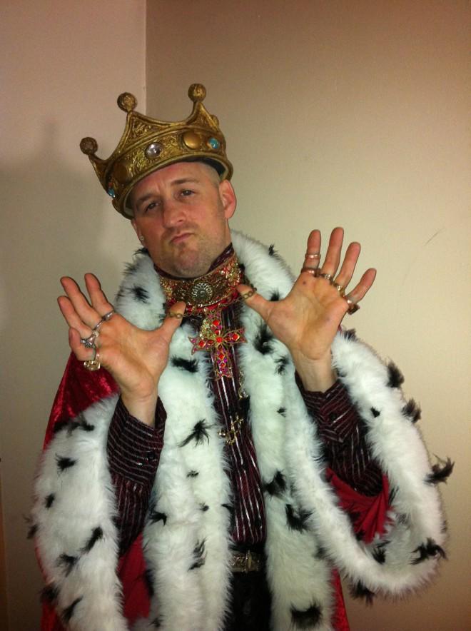 Prince John Bling