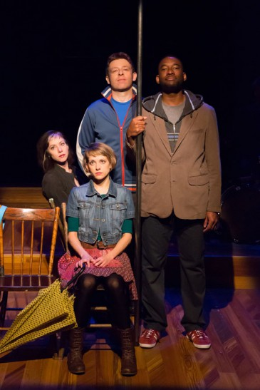 Bree Greig, Selina Martin, Dmitry Chepovetsky and Daren A. Herbert in Do You Want What I Have Got? A Craigslist Cantata (2013)