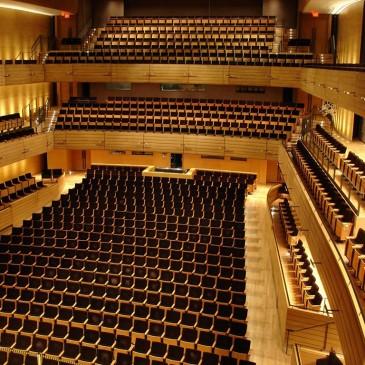Koerner Hall, Seating