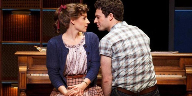 Jake Epstein in Beautiful The Musical