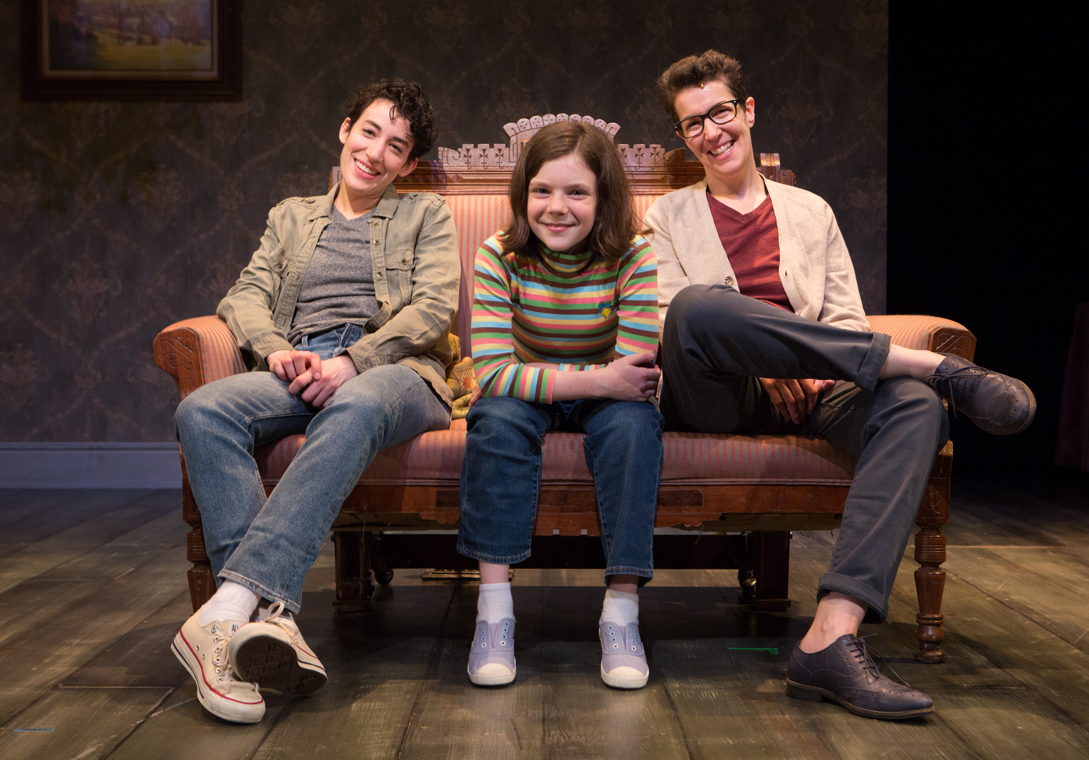 Fun Home | The Musical Stage Company